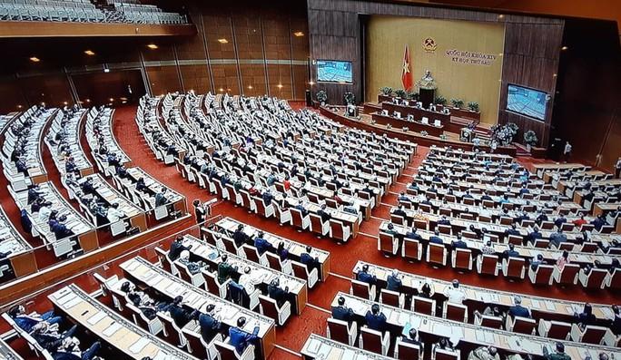Chủ tịch QH Nguyễn Thị Kim Ngân: Kỳ họp thứ 6 quyết định nhiều nội dung quan trọng - Ảnh 1.