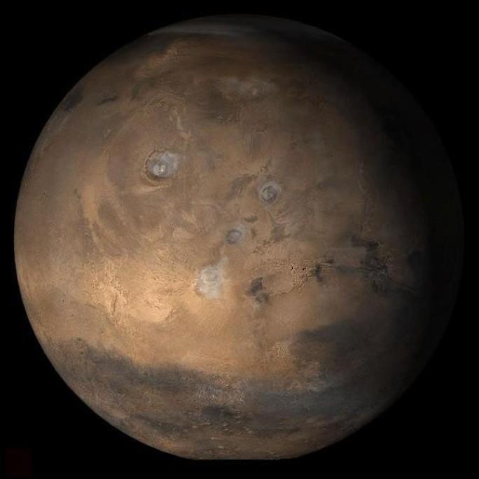 Thủy tổ loài người đang sống trên Sao Hỏa? - Ảnh 1.