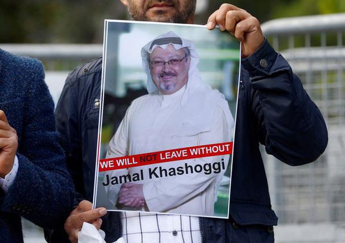 Thi thể nhà báo Khashoggi nằm dưới đáy giếng? - Ảnh 2.
