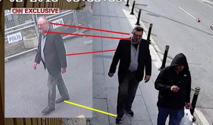 Thi thể nhà báo Khashoggi nằm dưới đáy giếng? - Ảnh 1.