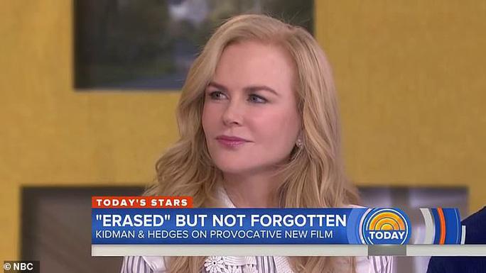 Thiên nga nước Úc Nicole Kidman tiết lộ lý do cưới và ly hôn với Tom Cruise - Ảnh 1.