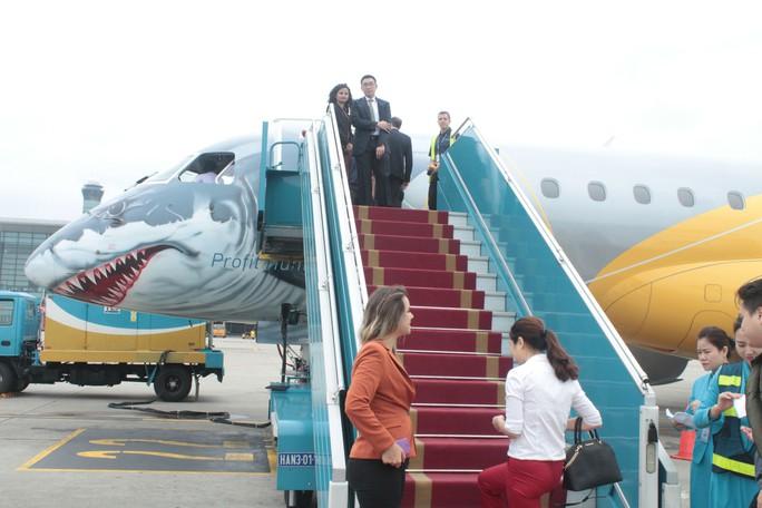 Thay thế dần ATR bằng máy bay phản lực loại nhỏ khoảng 100 ghế - Ảnh 1.