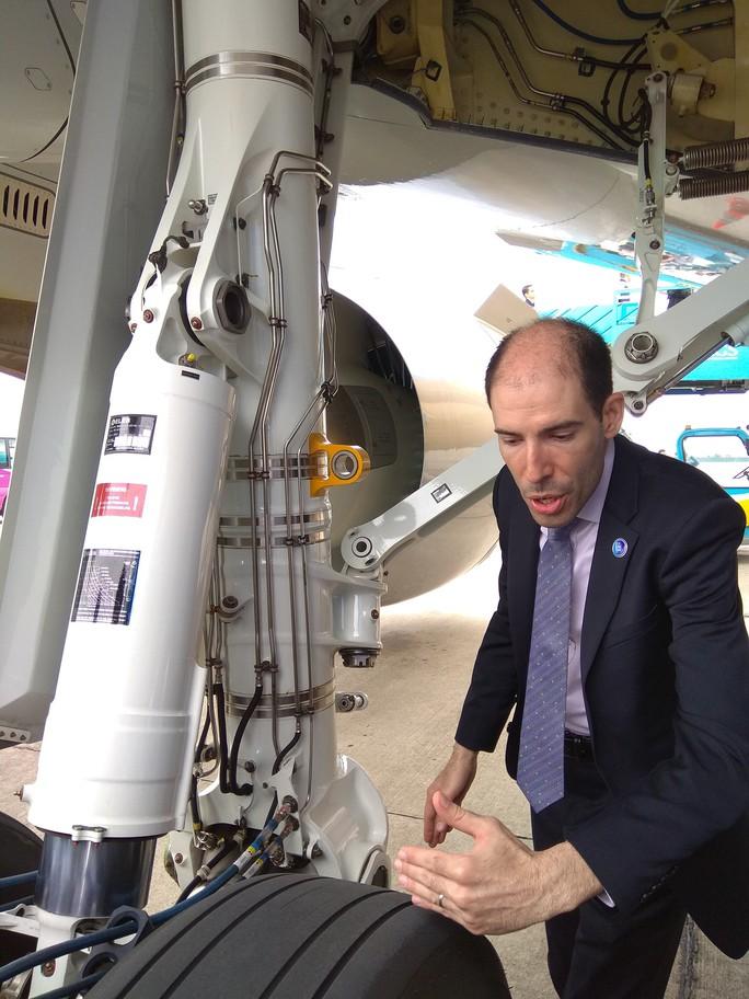 Thay thế dần ATR bằng máy bay phản lực loại nhỏ khoảng 100 ghế - Ảnh 3.