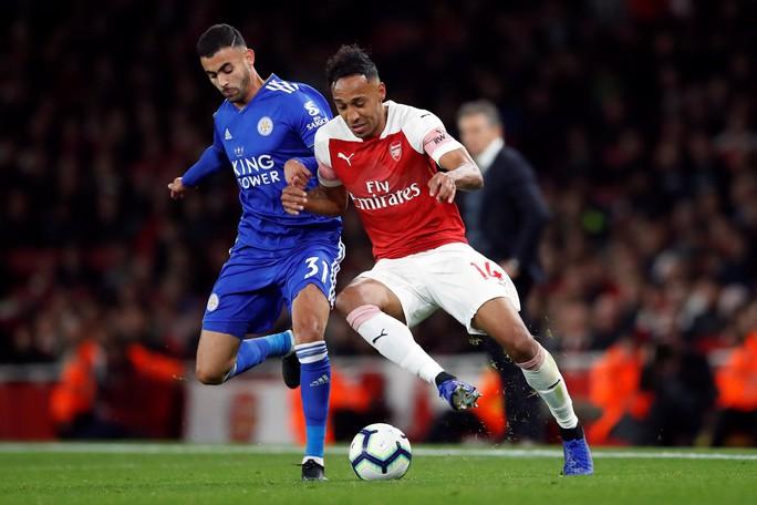 Lập cú đúp trong 3 phút, Aubameyang giúp Arsenal hạ cựu vô địch - Ảnh 5.