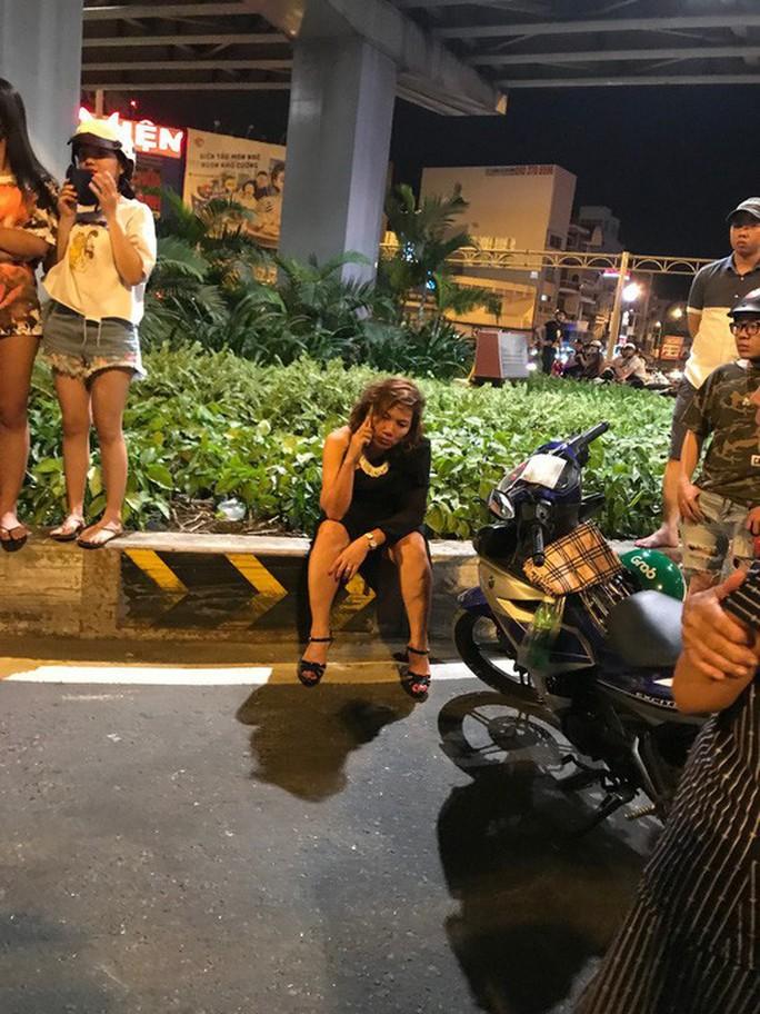 Nữ tài xế BMW đã tự mình hại mình - Ảnh 1.