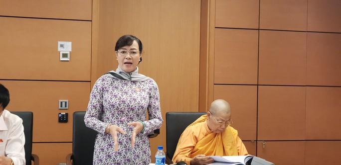 Bà Nguyễn Thị Quyết Tâm: Thảo luận với người dân, không áp đặt trong xử lý vụ Thủ Thiêm - Ảnh 1.