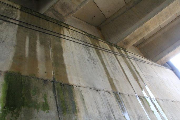 Đường cao tốc Đà Nẵng - Quảng Ngãi: Thêm nhiều cây cầu thấm nước - Ảnh 1.