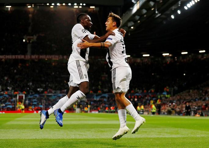 Juventus toả sáng, hạ gục Man United ở Old Trafford - Ảnh 2.
