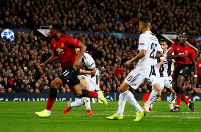 Juventus toả sáng, hạ gục Man United ở Old Trafford - Ảnh 4.