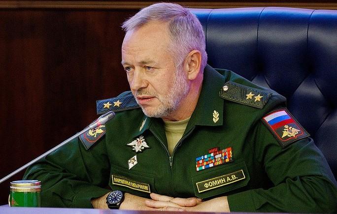 """Máy bay Mỹ bị tố """"phối hợp tấn công căn cứ Nga ở Syria"""" - Ảnh 2."""