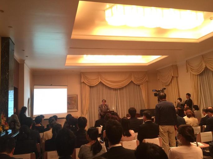 Chương trình đặc biệt tăng cường đào tạo giáo viên tiếng Nhật - Ảnh 1.