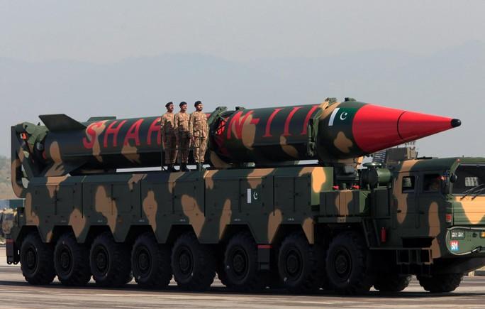 Nguy cơ mới về vũ khí hạt nhân - Ảnh 1.