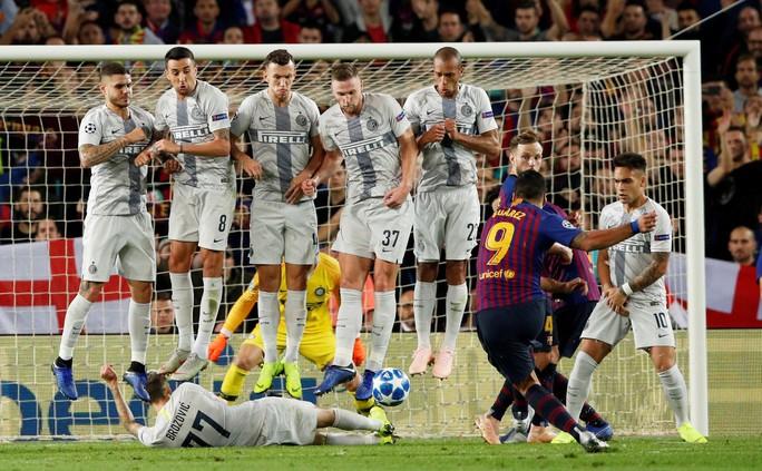 Đánh bại Inter Milan, Barcelona giành vé sớm Champions League - Ảnh 4.