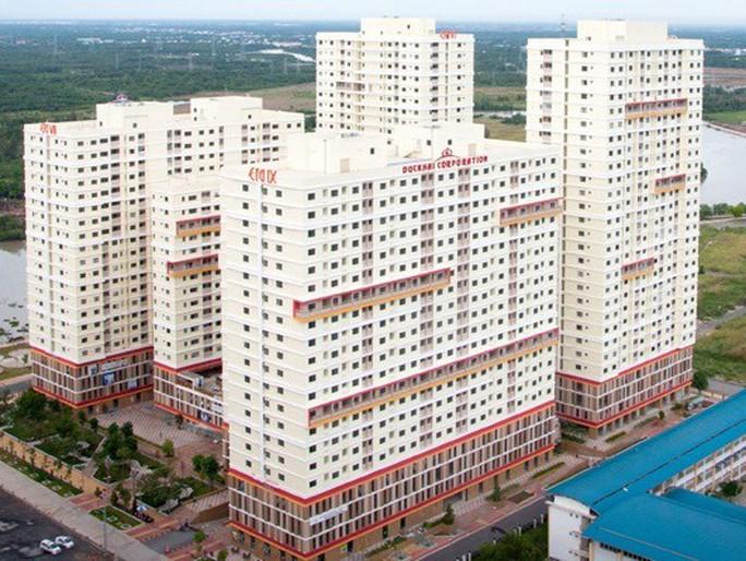 TP HCM đấu giá thành công 200 căn hộ tái định cư - Ảnh 1.