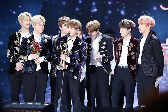 Cơ hội cho BTS ở Grammy 2019? - Ảnh 1.