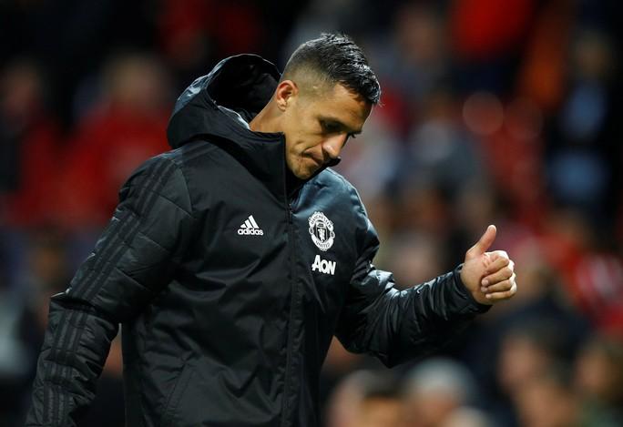 Sanchez cầu cứu PSG để thoát khỏi Old Trafford - Ảnh 3.