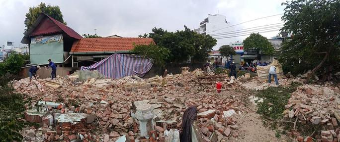 TP HCM: Cho phá bỏ biệt thự cổ gần 100 năm tuổi ở Bình Thạnh - Ảnh 1.