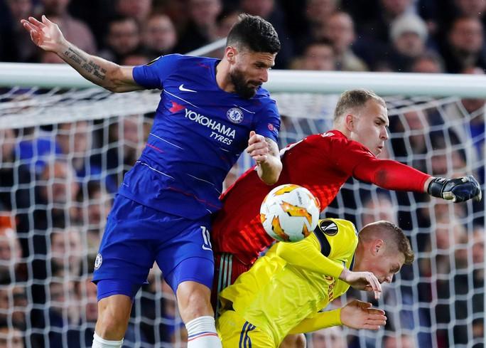 Sao lạ Loftus-Cheek lập hat-trick, Chelsea bay cao ở London - Ảnh 1.