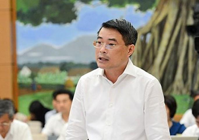 Thống đốc Lê Minh Hưng nói gì về vụ đổi 100 USD bị phạt 90 triệu đồng? - Ảnh 1.