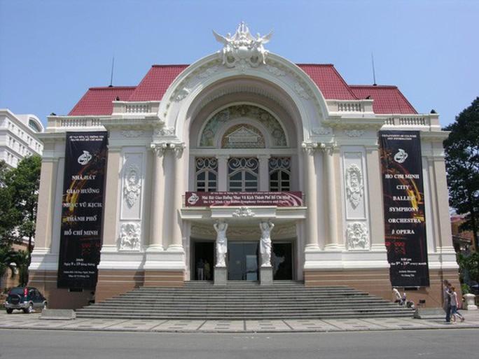 Đoàn ĐBQH TP HCM lý giải cặn kẽ việc xây nhà hát ở Thủ Thiêm - Ảnh 1.