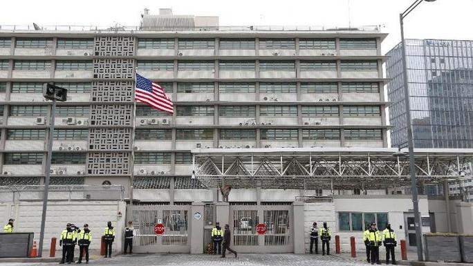 Đại sứ quán Mỹ xù tiền thuê ở Hàn Quốc gần 40 năm? - Ảnh 1.