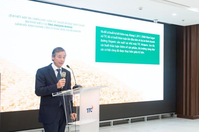 TTC Sugar định hướng tái cơ cấu sản phẩm giá trị cao - Ảnh 2.