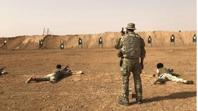 """Bên trong căn cứ giúp Mỹ chống IS, """"trấn"""" Iran - Ảnh 4."""