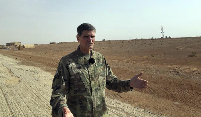 """Bên trong căn cứ giúp Mỹ chống IS, """"trấn"""" Iran - Ảnh 2."""