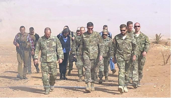 """Bên trong căn cứ giúp Mỹ chống IS, """"trấn"""" Iran - Ảnh 5."""
