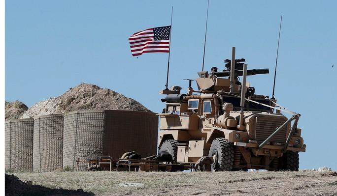 """Bên trong căn cứ giúp Mỹ chống IS, """"trấn"""" Iran - Ảnh 3."""