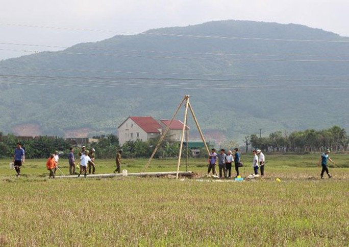 4 người bị điện giật chết: Viettel Hà Tĩnh hỗ trợ gia đình mỗi nạn nhân 50 triệu đồng - Ảnh 2.