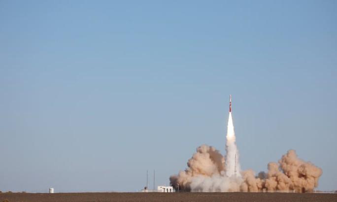 Tên lửa tư nhân đầu tiên của Trung Quốc gặp chuyện bất thường - Ảnh 1.