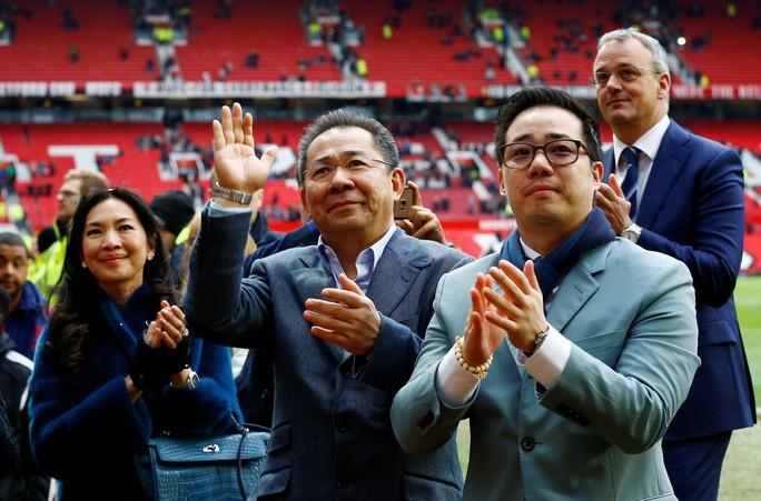 Tỉ phú Vichai – Nhà đầu tư thành công nhất với bóng đá Anh - Ảnh 2.