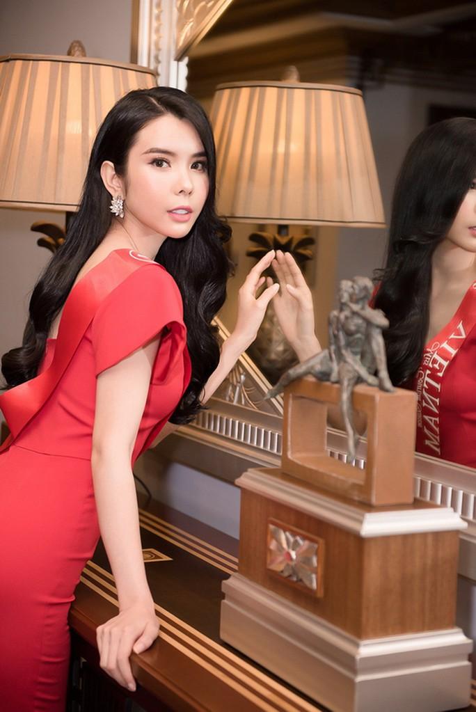 Người đẹp Đồng Tháp đăng quang Hoa hậu Du lịch Thế giới 2018 - Ảnh 4.