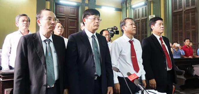 VKSND Cấp cao đề nghị hủy bản án Vinasun kiện Grab - Ảnh 2.