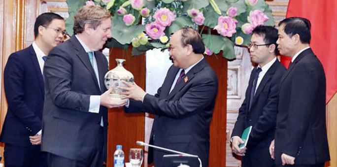 Đề nghị EC gỡ bỏ thẻ vàng đối với thủy sản Việt Nam - Ảnh 1.