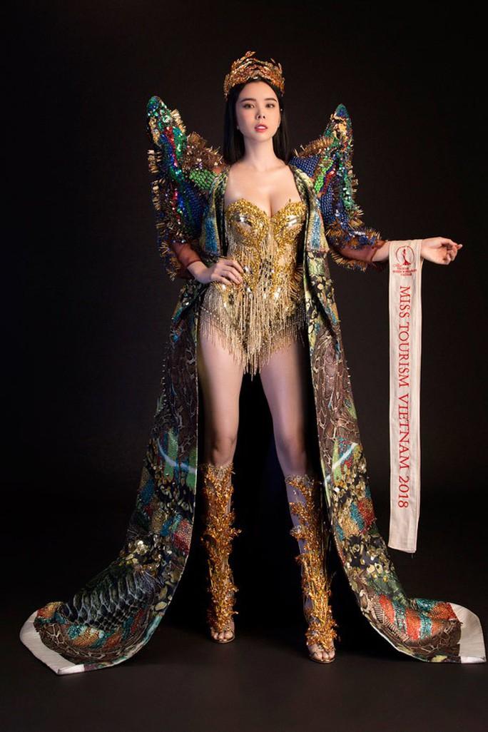 Người đẹp Đồng Tháp đăng quang Hoa hậu Du lịch Thế giới 2018 - Ảnh 3.