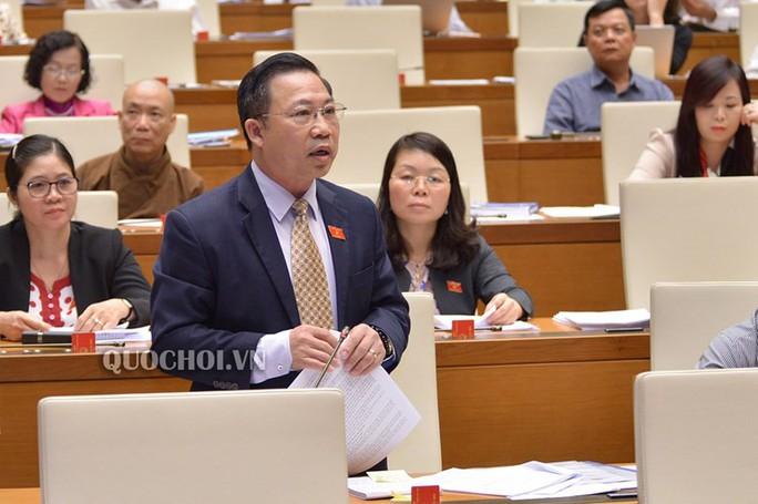 Quốc hội tranh luận nóng về dự án nhà hát Thủ Thiêm - Ảnh 1.