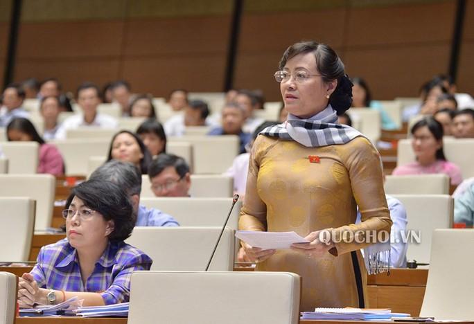 Quốc hội tranh luận nóng về dự án nhà hát Thủ Thiêm - Ảnh 2.