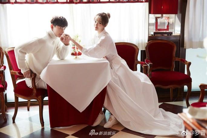 Đường Yên - La Tấn lộ ảnh đám cưới lung linh - Ảnh 13.