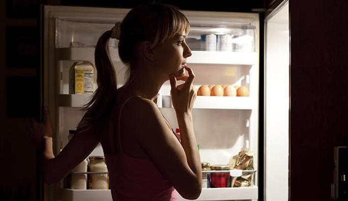 Món ăn khuya không mập lại tốt cho sức khỏe - Ảnh 1.