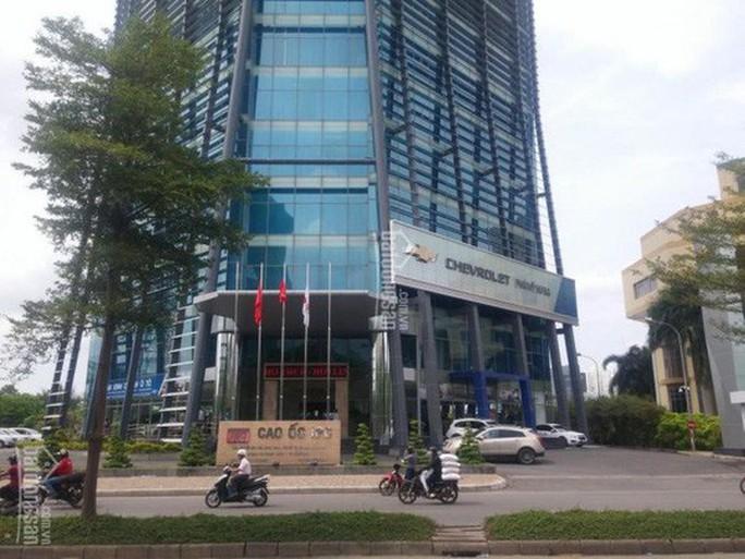 UBND TP HCM tạm đình chỉ công tác Tổng Giám đốc Công ty Tân Thuận (IPC) - Ảnh 1.