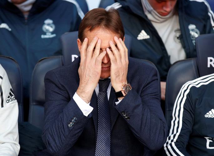 Real Madrid rối bời sau trận thua tan nát - Ảnh 1.