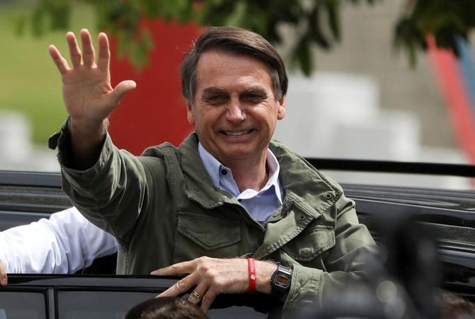 Hồi kết cho chiến dịch chính trị bạo lực nhất lịch sử Brazil  - Ảnh 1.