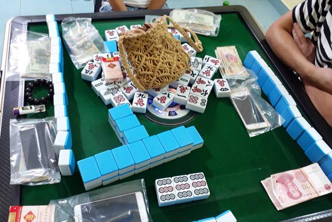 Người Trung Quốc sang Nha Trang tổ chức đánh bạc - Ảnh 2.