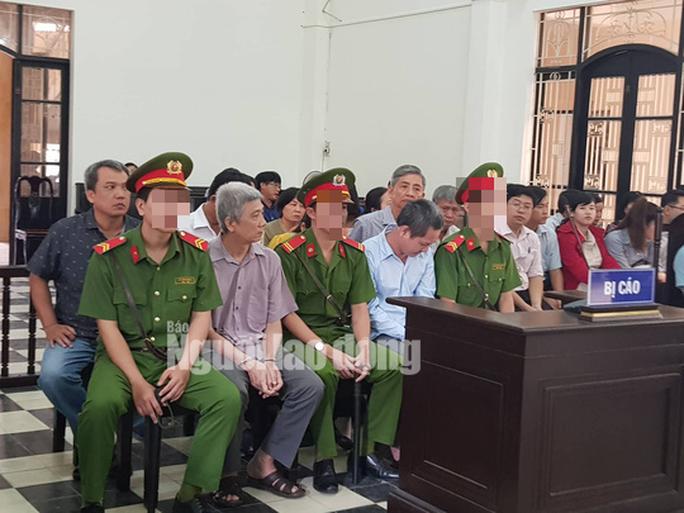 Để cấp dưới trục lợi từ dự án 4 tỉ, cựu giám đốc Sở KH-CN Trà Vinh hầu tòa - Ảnh 1.