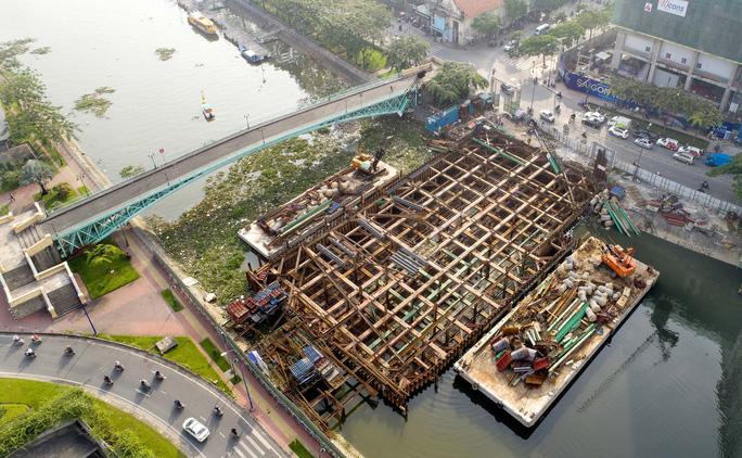 UBND TP HCM làm rõ uẩn khúc ở dự án chống ngập 10.000 tỉ đồng - Ảnh 2.
