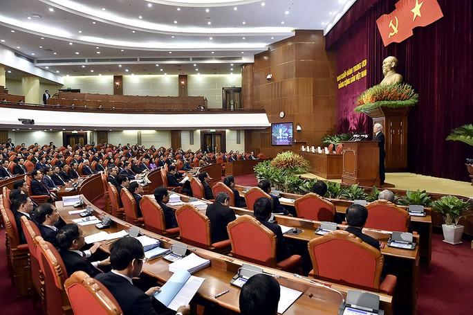 Ủy viên Bộ Chính trị, Ban Bí thư chủ động từ chức khi không đủ uy tín - Ảnh 1.
