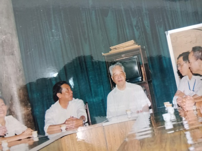 Những hình ảnh bình dị trong căn nhà cấp 4 của cố Tổng Bí thư Đỗ Mười - Ảnh 8.