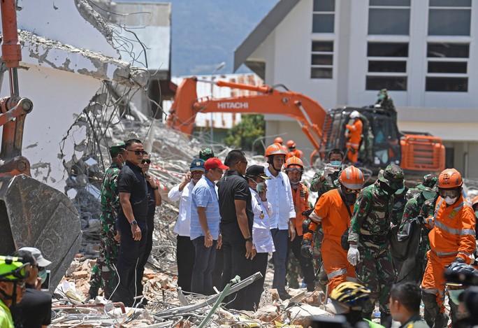 Đảo Sulawesi: Núi lửa thức giấc sau thảm họa động đất, sóng thần - Ảnh 5.